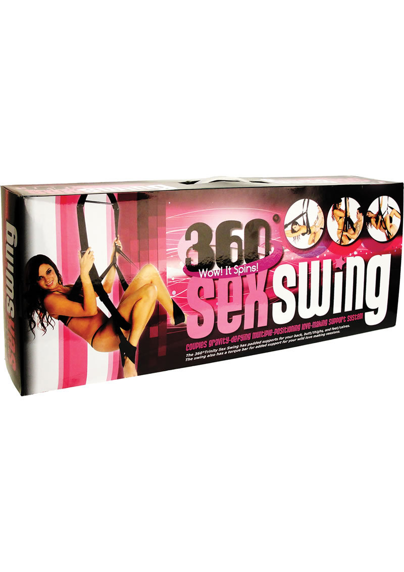 spinning sex swing video